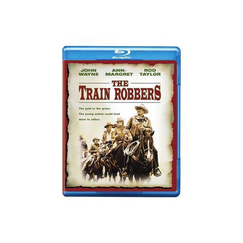 TRAIN ROBBERS (BLU-RAY) 883929448555