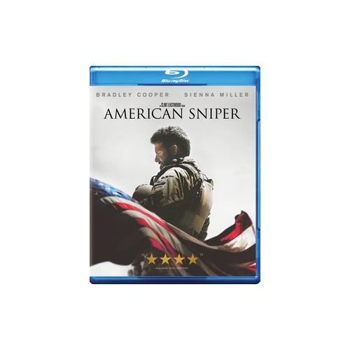 AMERICAN SNIPER (2014/BLU-RAY/DVD/ULTRA-VIOLET/DIGITAL HD/2 DISC) 883929450343