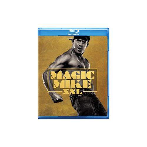 MAGIC MIKE XXL (BLU-RAY/DVD/DIGITAL HD/ULTRAVIOLET) 883929455157
