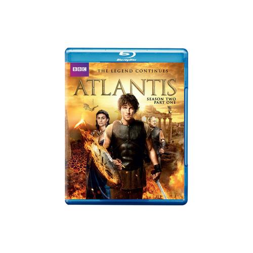 ATLANTIS-SEASON 2 PART 1 (BLU-RAY/2 DISC) 883929456000