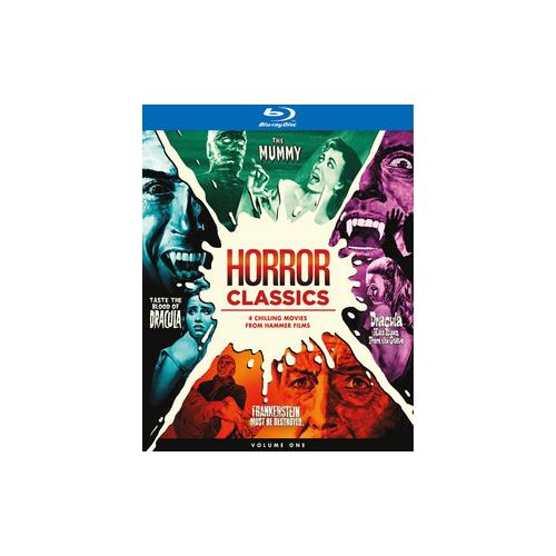 HAMMER HORROR COLLECTION (BLU-RAY/4 DISC) 883929458585