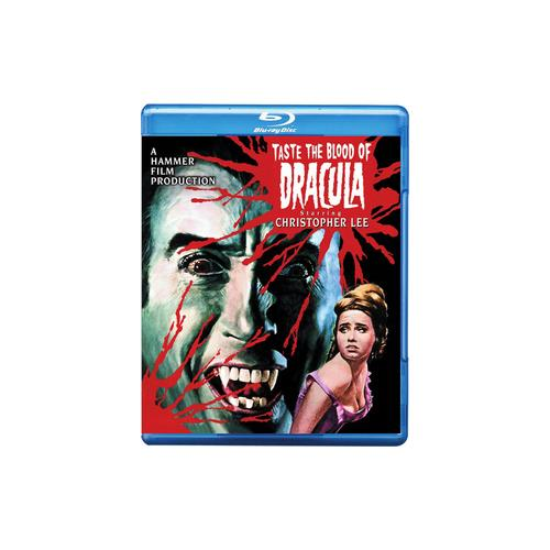 TASTE THE BLOOD OF DRACULA (BLU-RAY) 883929458820