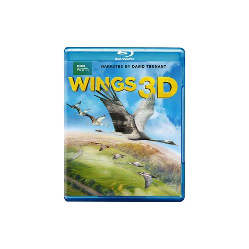 WINGS (BLU-RAY) (3-D) 883929465590