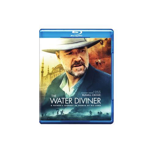 WATER DIVINER (BLU-RAY/DIGITAL HD/ULTRAVIOLET) 883929468997
