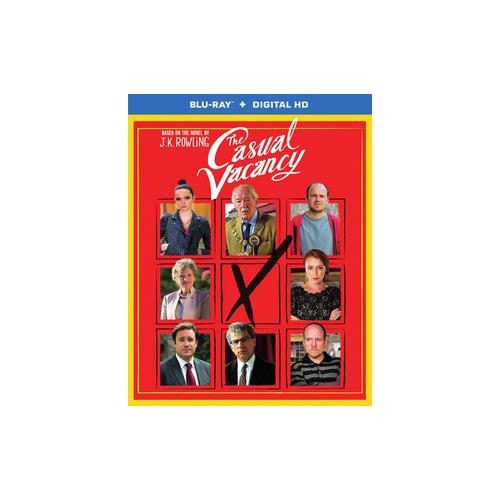 CASUAL VACANCY (BLU-RAY) 883929475605
