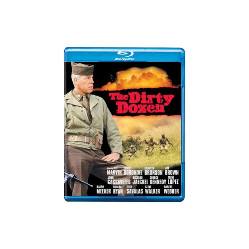 DIRTY DOZEN (BLU-RAY) 12569793958