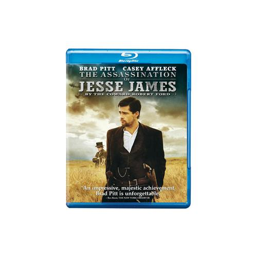 ASSASSINATION OF JESSE JAMES (BLU-RAY) 12569829725
