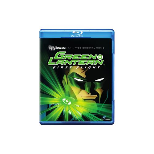 GREEN LANTERN-FIRST FLIGHT (BLU-RAY/WS-16X9) 883929070633