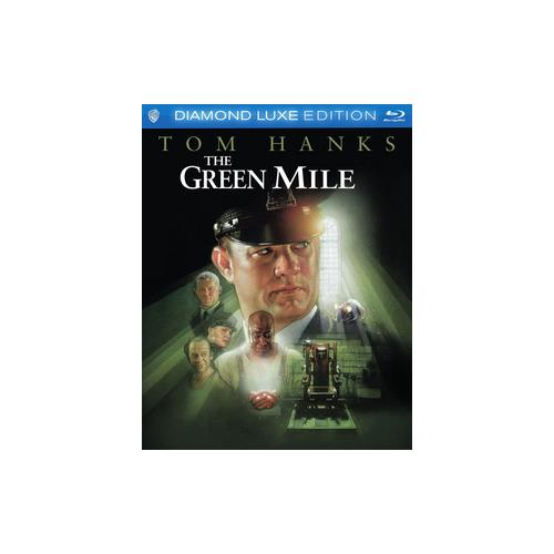 GREEN MILE (BLU-RAY/15TH ANNIVERSARY/2 DISC/DIAMOND LUXE CASE) 883929383085