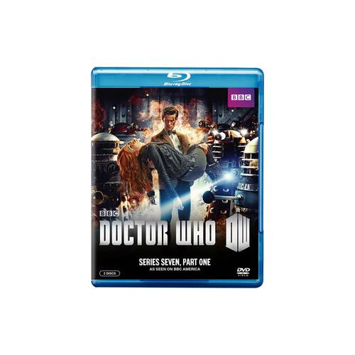 DR WHO-SERIES 7 PART 1 (BLU-RAY/2 DISC/FF-16X9) 883929268160