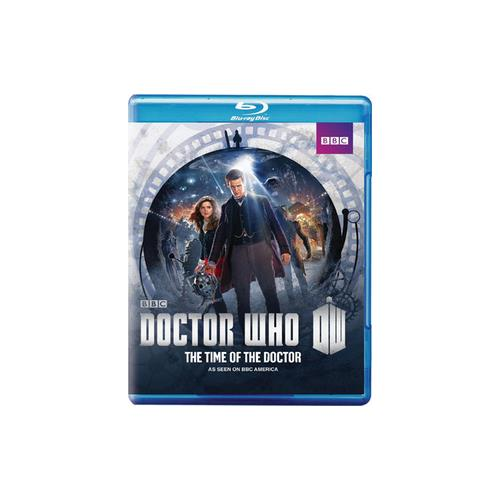 DR WHO-TIME OF THE DOCTOR (BLU-RAY) 883929381074