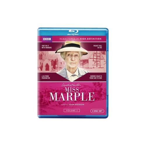MISS MARPLE-V02 (BLU-RAY/2 DISC) 883929449644
