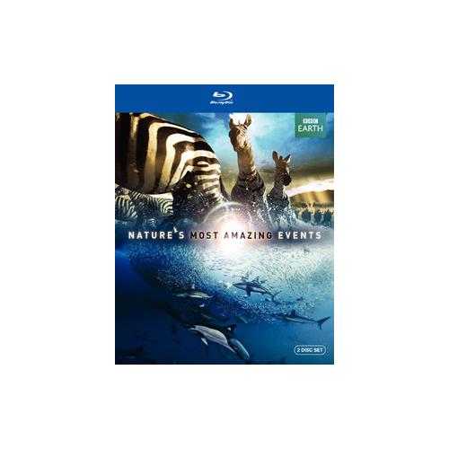 NATURES MOST AMAZING EVENTS (BLU-RAY/16X9 LETTERBOX/EPISODES 1-6) 883929069613