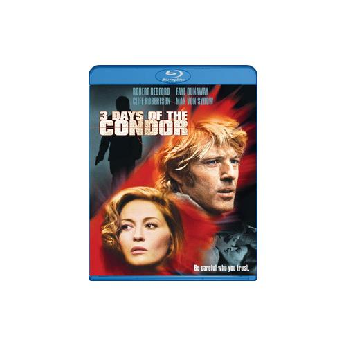 3 DAYS IN THE CONDOR (BLU-RAY) 883929301331