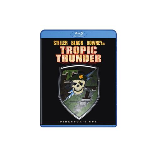 TROPIC THUNDER (BLU-RAY/WS/UNRATED DIRECTORS CUT) 883929301478