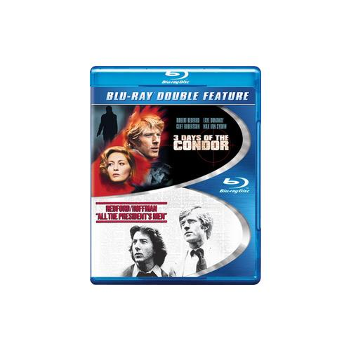 3 DAYS OF THE CONDOR/ALL THE PRESIDENTS MEN (BLU-RAY/DBFE) 883929343355