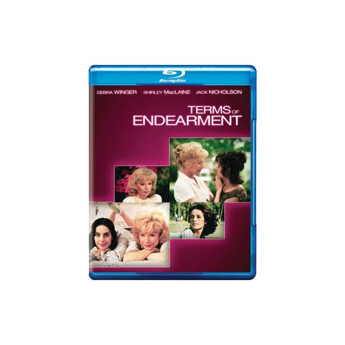 TERMS OF ENDEARMENT (BLU-RAY) 883929346820