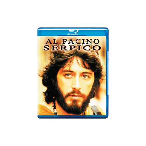 SERPICO (BLU-RAY) 883929347148