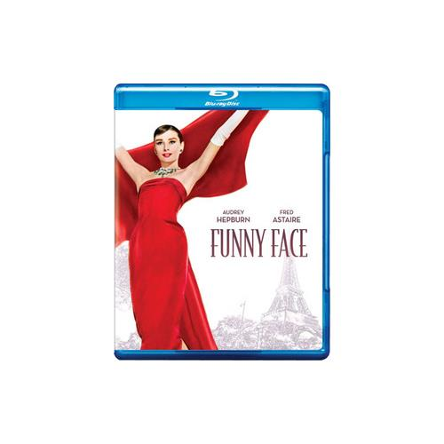 FUNNY FACE (BLU-RAY/1957) 883929387755