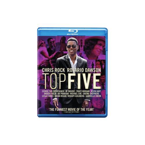 TOP FIVE (BLU-RAY) 883929486601
