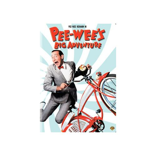 PEE-WEES BIG ADVENTURE (DVD) 883929004157
