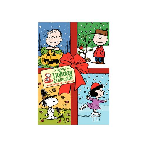 PEANUTS-HOLIDAY COLLECTION (DVD/3 DISC/WARNER #036496/#036495/#036494) 883929008988