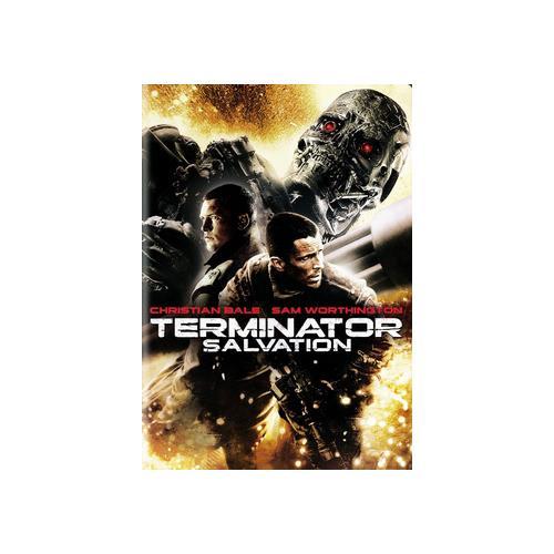 TERMINATOR SALVATION (DVD/DCON/WS-16X9/ECO) 883929038275