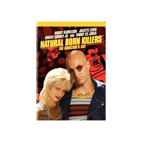 NATURAL BORN KILLERS (DVD/2 DISC/DIRECTORS CUT/UNCUT) 883929056729
