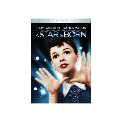 STAR IS BORN (1954/DVD/DELUXE EDITION/2 DISC) 883929065837
