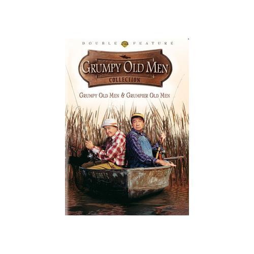 GRUMPY OLD MEN/GRUMPIER OLD MEN (DVD/FF-4X3/DBFE) 883929067688