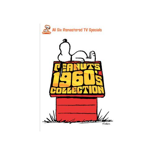 PEANUTS 1960S COLLECTION-V01 (DVD/FF-4X3/2 DISC) 883929074952