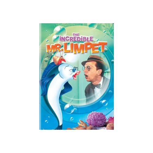 INCREDIBLE MR LIMPET (DVD/RE-PKG/ECO) 883929091478