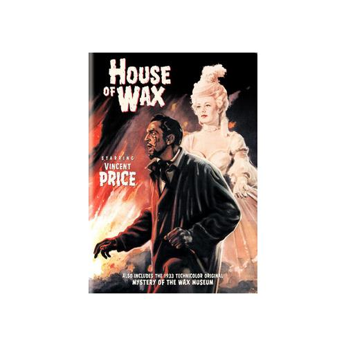 HOUSE OF WAX (1953/DVD/RE-PKG/ECO) 883929091485