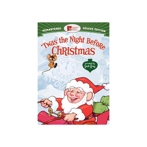 TWAS THE NIGHT BEFORE CHRISTMAS (DVD/DELUXE EDITION/ECO) 883929101207