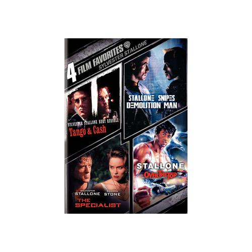 4 FILM FAVORITES-SYLVESTER STALLONE (DVD/2 DISC) 85391174219