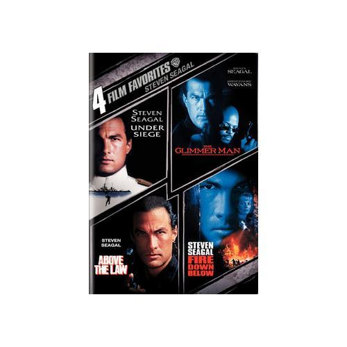 4 FILM FAVORITES-STEVEN SEAGAL (DVD/2 DISC) 85391174226