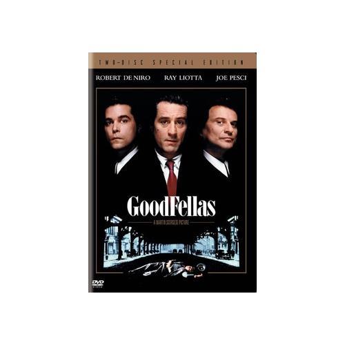 GOODFELLAS (DVD/SPECIAL EDITION/WS/2 DISC) 85391912224