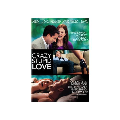 CRAZY STUPID LOVE (DVD) 883929192687