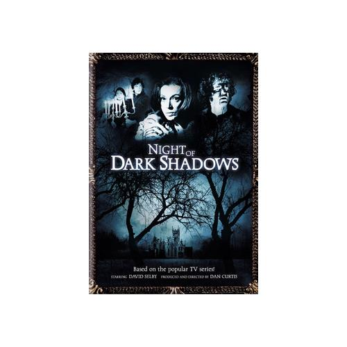 NIGHT OF DARK SHADOWS (DVD) 883929247042
