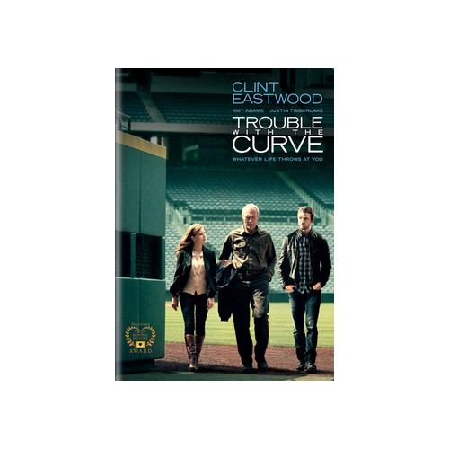 TROUBLE WITH THE CURVE (DVD/WS/SP-FR-ENG-SDH SUB) 883929249251