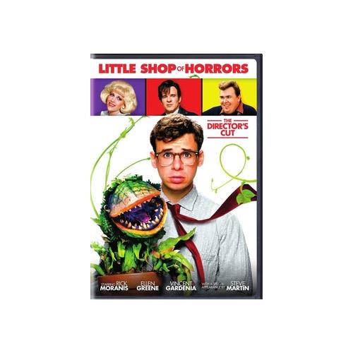 LITTLE SHOP OF HORRORS (DVD/DIRECTORS CUT) 883929254590