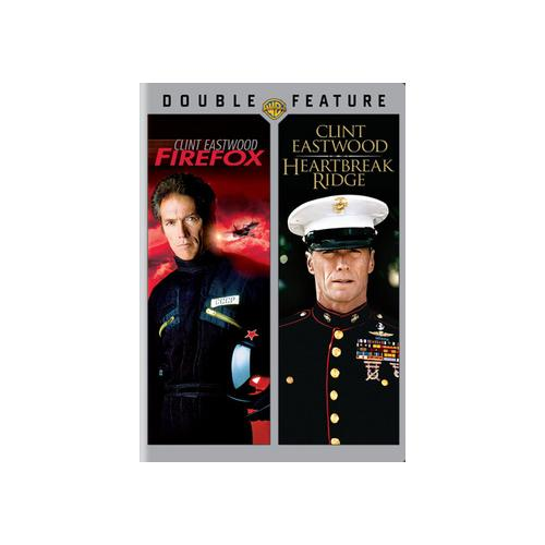 FIREFOX/HEARTBREAK RIDGE (DVD/DBFE) 883929315840
