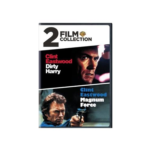 DIRTY HARRY/MAGNUM FORCE (DVD/2 DISC/DBFE) 883929315857