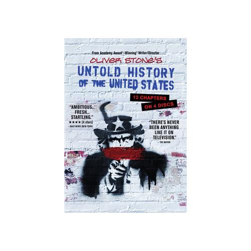 UNTOLD HISTORY OF THE UNITED STATES (DVD/4 DISC) 883929398669