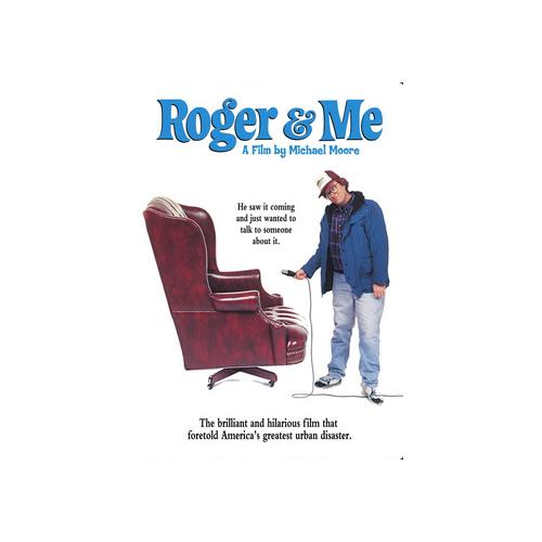 ROGER & ME (DVD) 883929422746