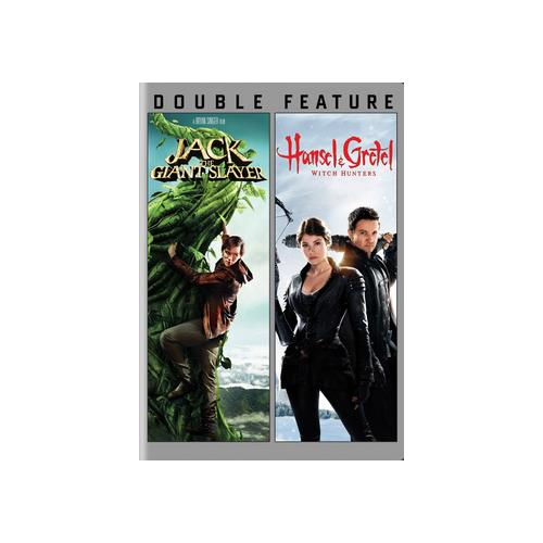 JACK THE GIANT SLAYER/HANSEL & GRETEL-WITCH HUNTERS (DVD/DBFE) 883929446131