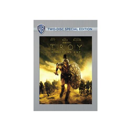 TROY (DVD/DIRECTORS CUT/UNRATED/O-SLEEVE/2 DISC) 883929453115