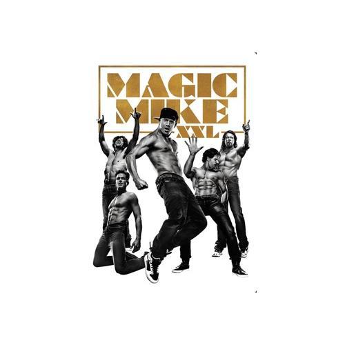 MAGIC MIKE XXL (DVD) 883929455164