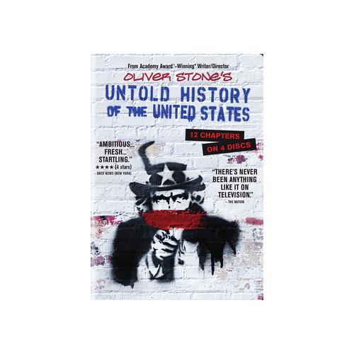 UNTOLD HISTORY OF THE UNITED STATES (DVD/RE-PKGD) 883929470983