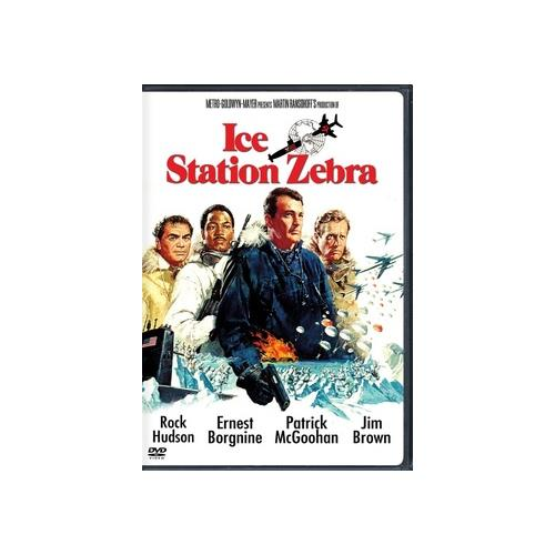 ICE STATION ZEBRA (DVD/WS 2.20/DS 5.1/ENG-FR-SP-SUB) 12569524828